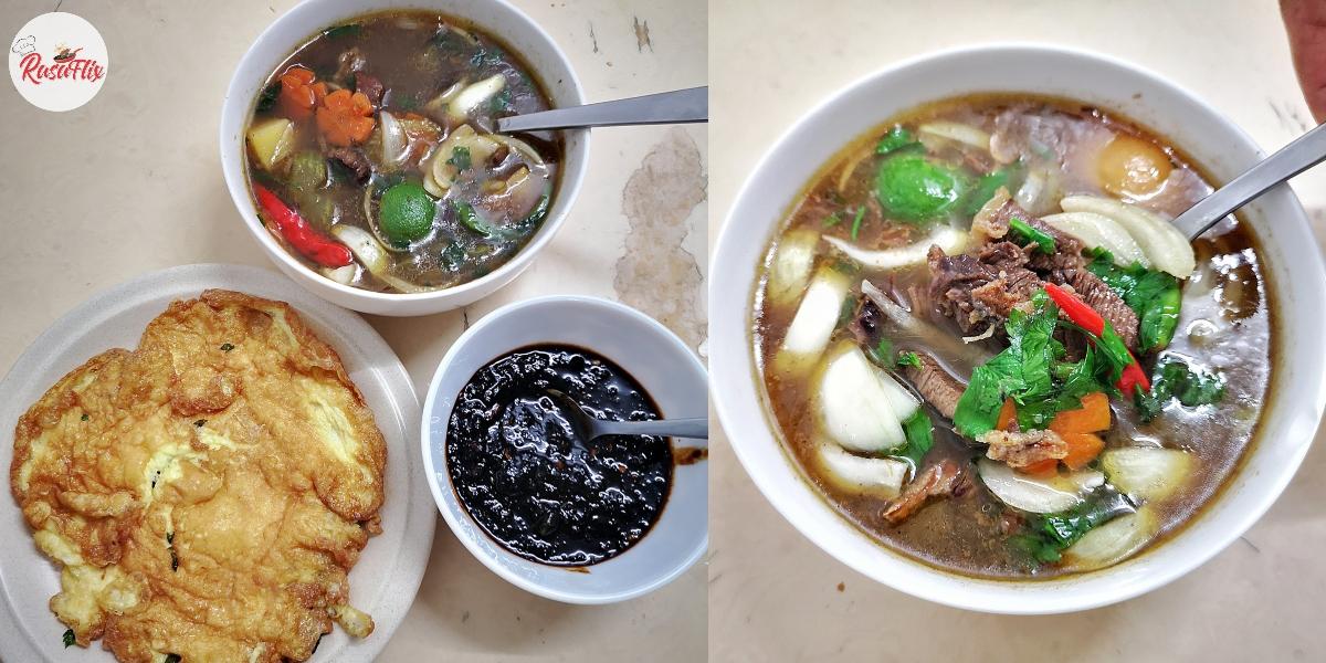 Resepi Sup Tulang Siam Tapi Versi Ada Daging, Rasanya Memang 'Kaw' Habis