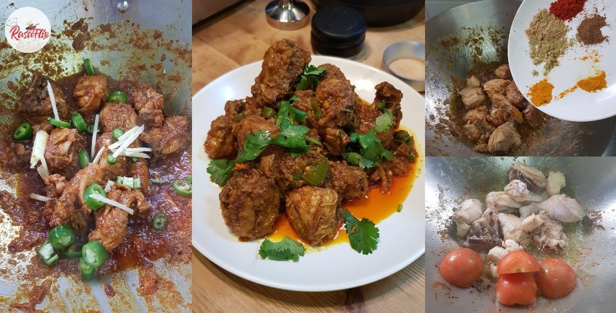 Ayam Karahi Pakistan, Menu Enak Untuk Penutup Iftar Anda Hari Ini