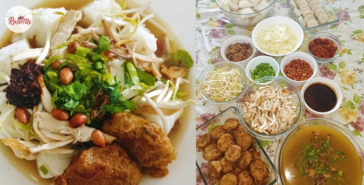 Nasi Impit Banyak Lagi? Jom Pekena Resepi Soto Jawa Kuah 'Power'