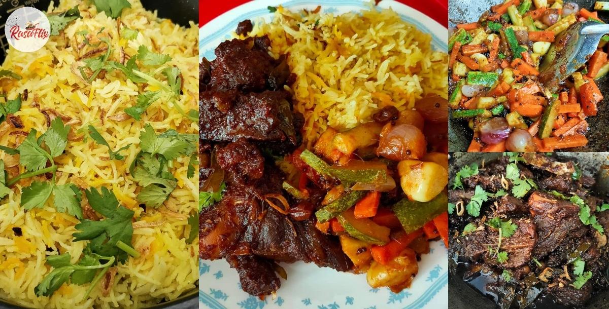 Rindu Lauk Kenduri Tapi PKP? Jom Masak Sendiri Nasi Minyak Di Rumah
