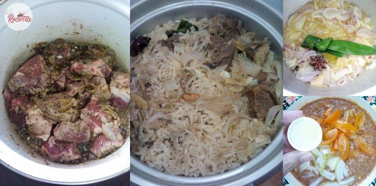 Resepi Nasi Daging Utara Padu Bakhang, Menu Istimewa Pengikat Perut Suami