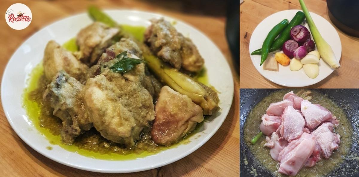 Cik Abang Pun Boleh Masak, Simple Je Resepi Menu Ayam Tradisi Jawa Ni