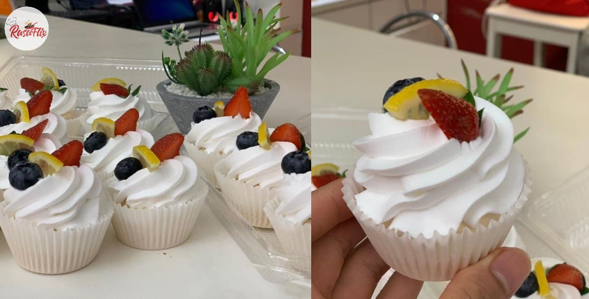 Resepi Mudah Sweet Mini Pavlova, Setiap Suapan Pasti Teringat Manisnya!